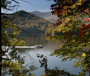 Fall In Western North Carolina