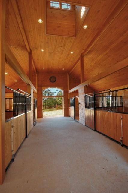 Casa Del Cavallo For Sale Tuscany Inspired Horse Farm