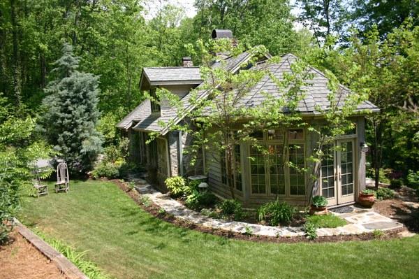 old english stone cottage for sale acres blue ridge